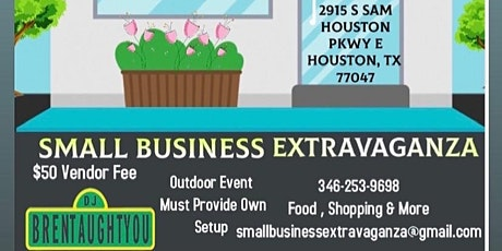 Small Business Extravaganza tickets