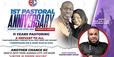 Celebrating Pastor Leon O.W. Dixon & Lady Michelle P. Dixon tickets
