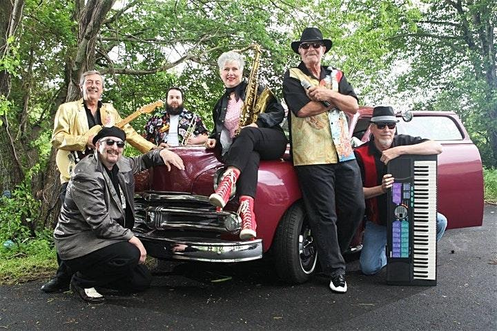 Kathie Martin & the Hot Rods image