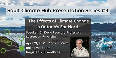 The Effects of Climate Change in Ontario's Far North tickets