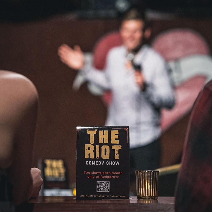 The Riot Standup Comedy Show presents Graham Kay (NBC, Stephen Colbert) image