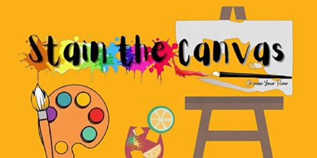 Stain The Canvas tickets