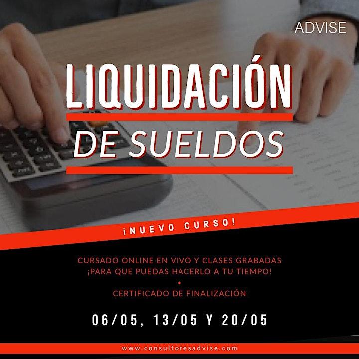 Imagen de Curso: Liquidación de sueldos
