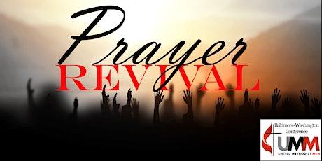 United Methodist Men Prayer Revival tickets