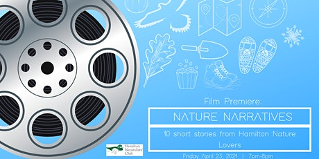 Nature Narratives Film Premier tickets
