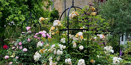 Honley Open Gardens tickets