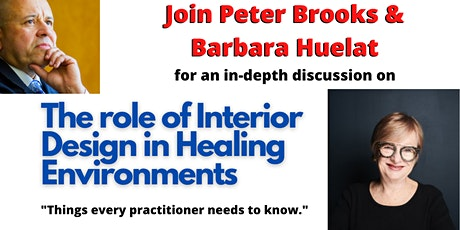 Interior Design in Healing Environments - what every healer needs to know. tickets