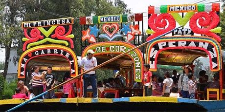 Xochimilco Tour boletos