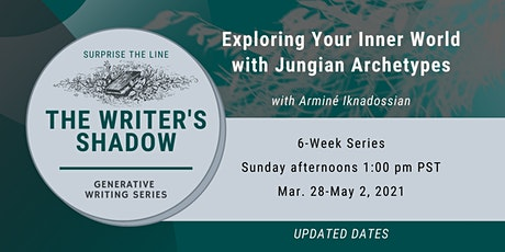 The Writer's Shadow: Exploring Your Inner World with Jungian Archetypes tickets