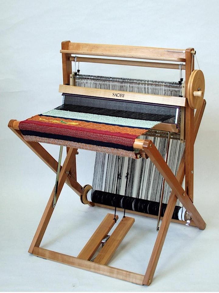 Saori Weaving Taster Session image
