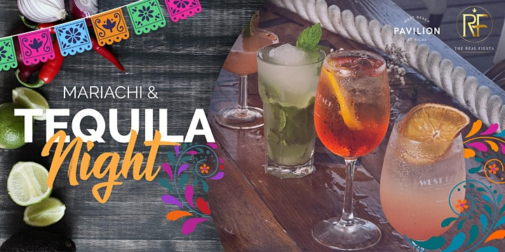 Mariachi and Tequila Night - Melbourne - 24 April 2021 - by The Real Fiesta image