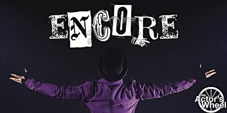 Encore! - Thursday 22nd April tickets