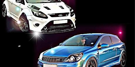 FORD vs VAUXHALL - A Celebration of 2 Automotive Favourites tickets