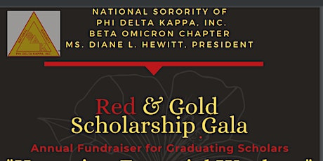 Red and Gold Scholarship Gala tickets