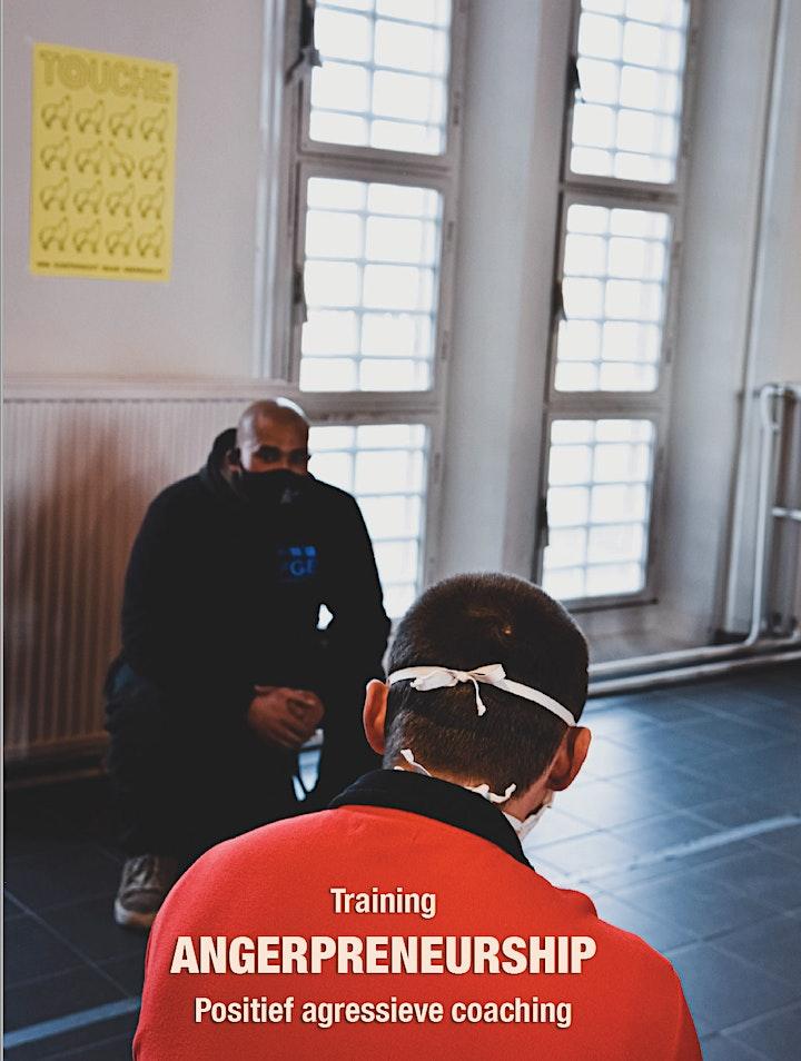 Afbeelding van Training Angerpreneurship