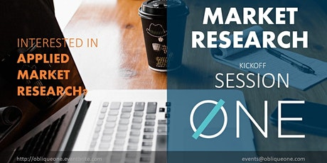 Interested in Applied Market Research tickets