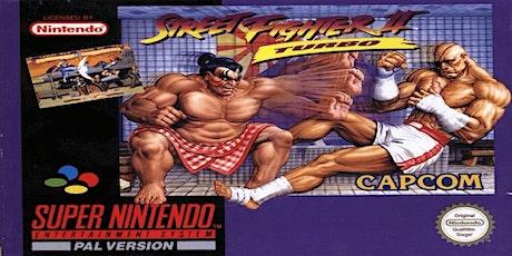 Street Fighter II Turbo - Snes Tournament tickets