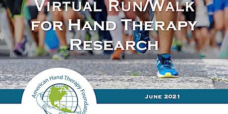 AHTF 6th Annual Virtual 5K Run/Walk tickets