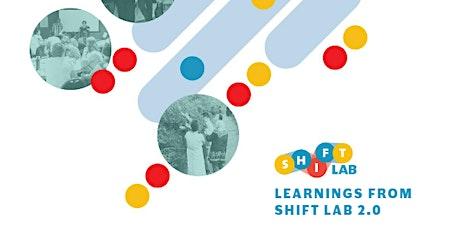 Edmonton Shift Lab 2.0 Report Launch & Prototype Update tickets