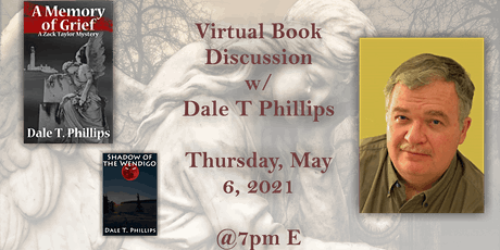 M(ay) is for Mystery w/ Dale T Phillips tickets
