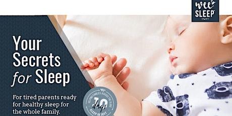 Complimentary Virtual Baby Sleep Seminar tickets