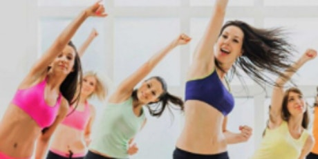 Zumba on the Roof with Lidia Trailovic tickets