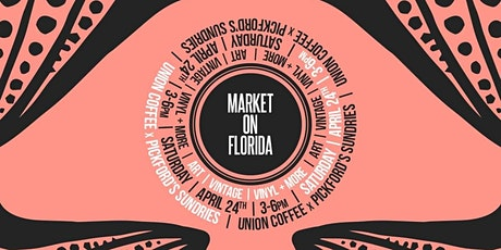 Market on Florida at Pickford's Sundries tickets