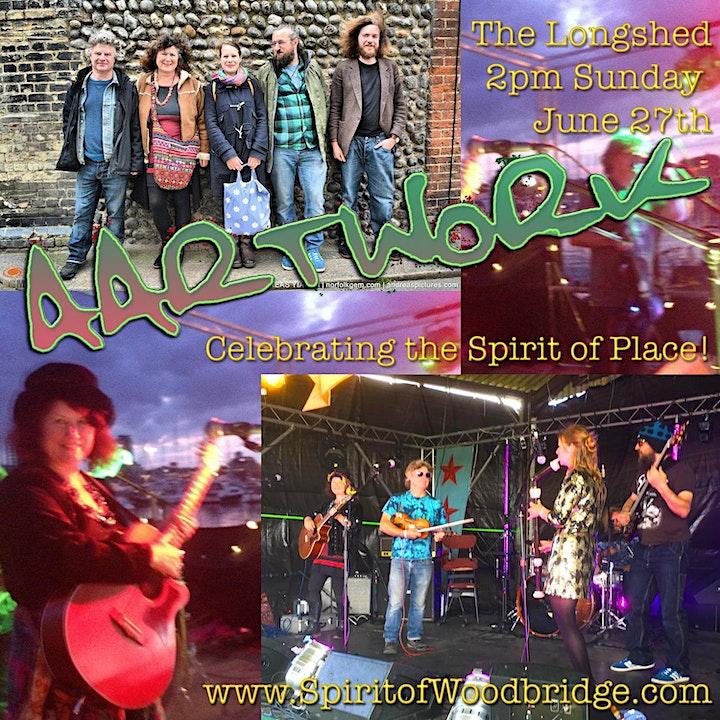 Spirit of Place 2021 - Sunday June 27 - Spirit of Place image