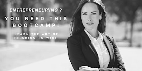 Entrepreneur'ing: Learn the Art of Pitching to Win!! tickets
