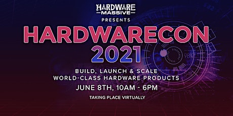 HardwareCon 2021 tickets