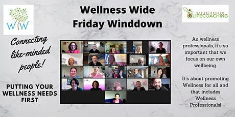 Wellness Wide Friday Winddowns tickets