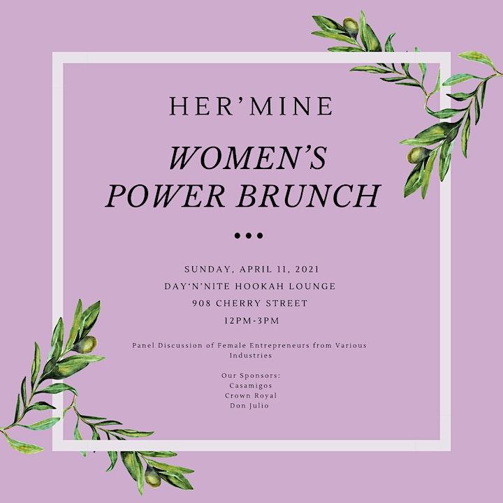 Her'Mine Women's Power Brunch image