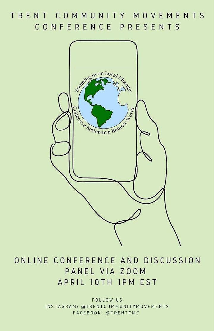 Trent University's 2021 Community Movements Conference image
