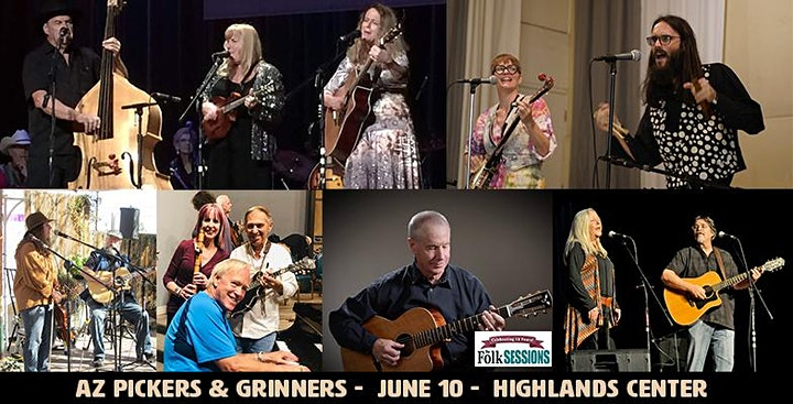 The Invasion of the AZ Pickers & Grinners image