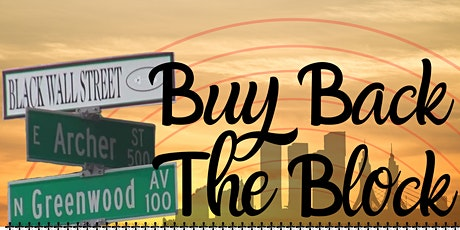 Copy of Buy Back The Block Virtual Pop-Up Shop! tickets