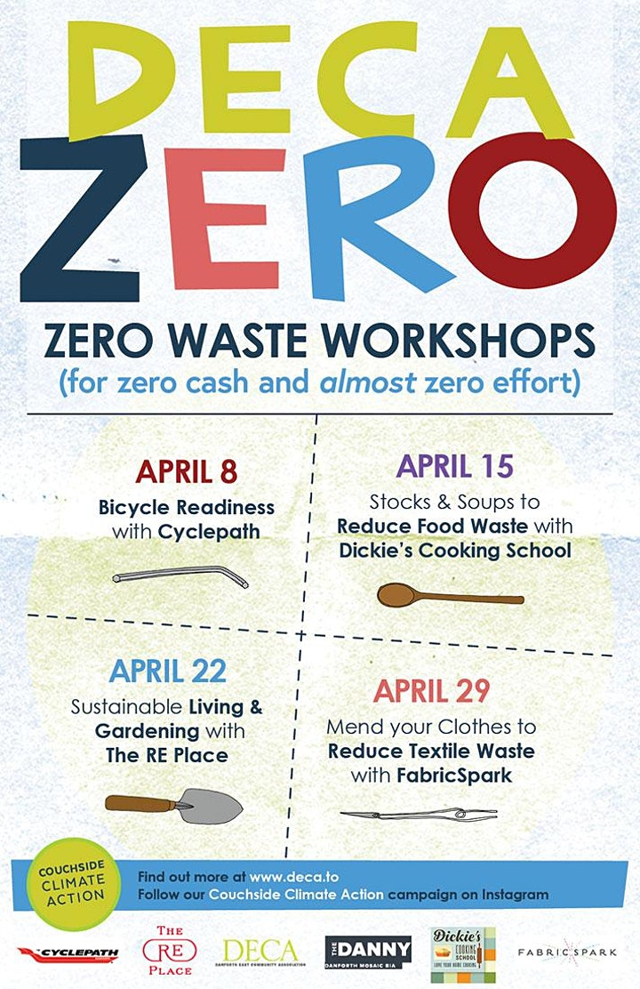 DECA ZERO workshop: Sustainable Living and Gardening with The Re Place image