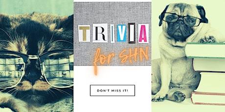 SHN Virtual Trivia Night tickets