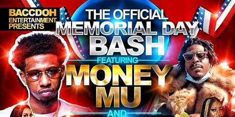 Memorial Day Bash tickets