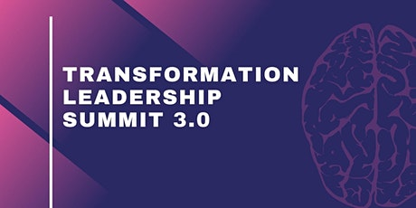 Transformation Leadership Summit 3.0 tickets