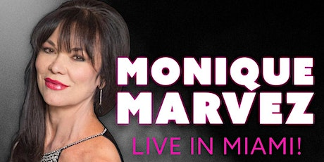 Stand-Up Comedy Show with Monique Marvez tickets