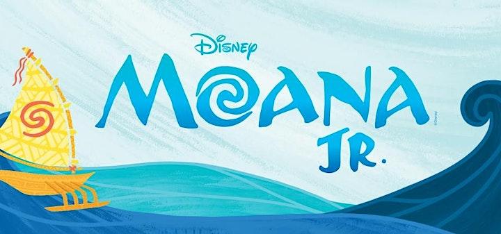 Moana Jr. Kids Camp Show image