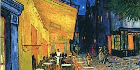 Paint Like Series: Vincent van Gogh - Cafe Terrace at Night (1888) boletos