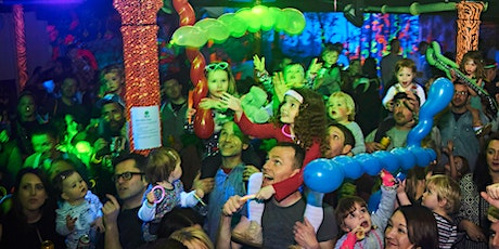Big Fish Little Fish x Camp Bestival 'Lights, Camera, Action!' Family Rave tickets