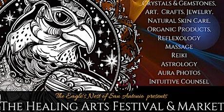 The Healing Arts Festival & Market tickets