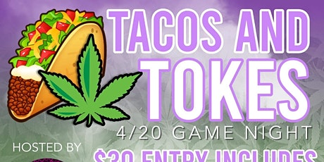 Tacos and Tokes with Cocogirl Edibles tickets