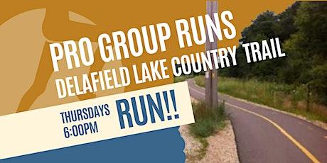 RUNS ARE BACK! Lake Country Fun Run - Delafield PRO tickets