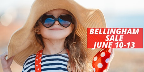 Huge Kids Consignment Pop-Up Shop! JBF Bellingham Spring 2021 tickets