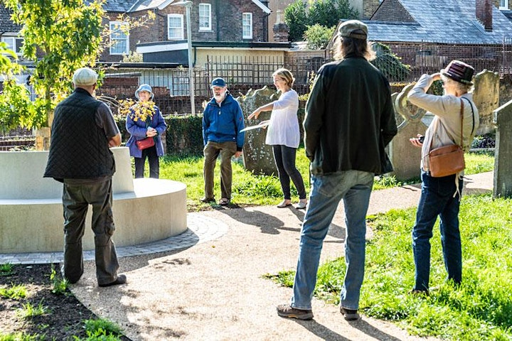 Dead Space to Living Place: the transformation of Rectory Lane Cemetery image