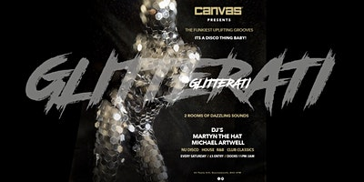 Glitterati: The Opening Party (Online SOLD OUT / Entry Available On Night)