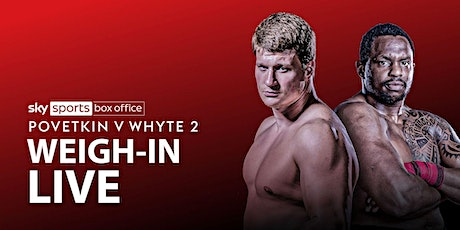 StREAMS@>! r.E.d.d.i.t-Povetkin v Whyte 2 LIVE ON 27 Mar 2021 entradas